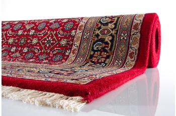 Oriental Collection Teppich Varanasi Herati rot 80 cm x 250 cm
