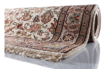Oriental Collection Teppich Varanasi Isfahan beige