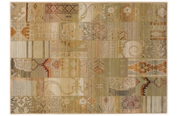 Oriental Collection Teppich Gabiro, 5504, beige 68cm x 135cm