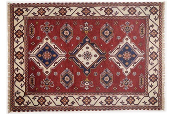 Oriental Collection Perser-Teppich, Kazak Imperial, 242, rot
