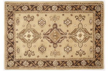 Oriental Collection Teppich Royal Kazak 242 camel 60cm x 90cm