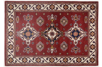 Oriental Collection Teppich Royal Kazak, 242, red 70cm x 270cm