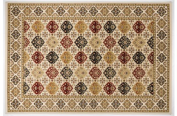 Oriental Collection Teppich Tashkent, 613-616, cream 57cm x 90cm