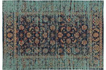 Padiro Teppich Charme 225 Multi /  Blau