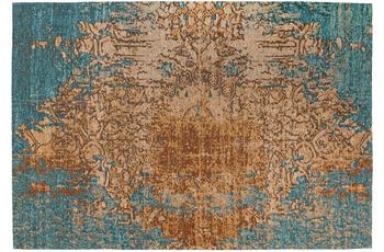 Padiro Teppich Primavera 725 Sand /  Blau