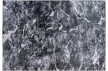 Padiro Teppich Rhodin 1425 Grau /  Weiß