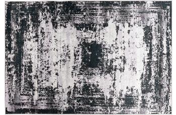 Padiro Teppich Rhodin 625 Schwarz /  Weiß