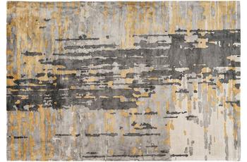 Padiro Teppich Sinai 225 Grau /  Blau /  Gold
