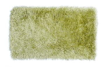 Peyer Syntex Teppich Sofia Polyshaggy apfelgrün 180 cm rund