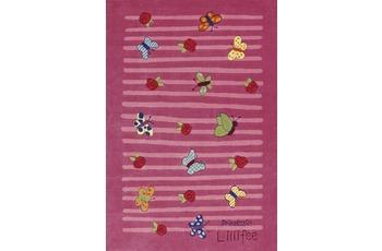 Prinzessin Lillifee Kinder-Teppich Schmetterlinge,  Öko-Tex zertifiziert