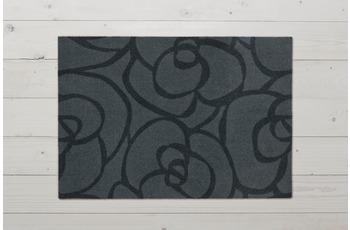 Raffi Fußmatte Raffi Rose, velvet graphit