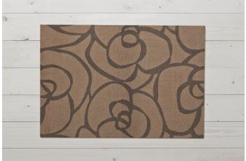 Raffi Fußmatte Raffi Rose, velvet linen