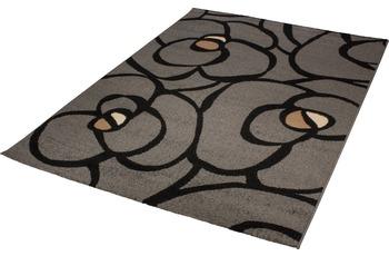 Raffi Teppich Raffi Rose graphite 133 x 190 cm