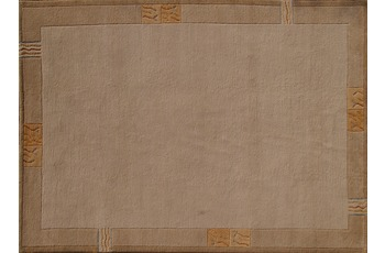 Rama 322 Nepalteppich beige 60 x 120 cm