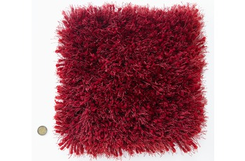 Kelii Hochflor-Teppich Residence 45 rot