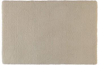 RHOMTUFT Badteppich SQUARE/ ASPECT stone 50 cm x 60 cm mit abgerundeten Ecken