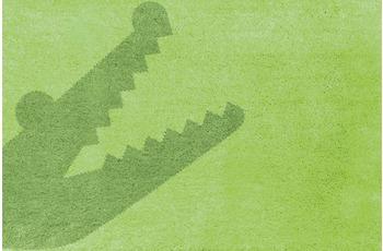 RHOMTUFT Badteppich CROC apfel/ lind 50 cm x 65 cm