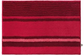 RHOMTUFT Badteppich MARITIM carmin/ cardinal/ begonie 50 cm x 65 cm
