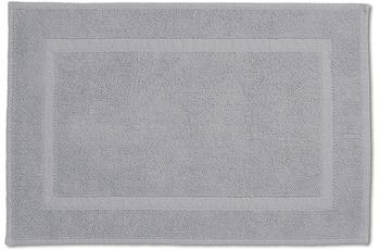 RHOMTUFT Badteppich PEARL kiesel 50 x 70 cm