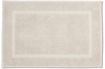 RHOMTUFT Badteppich PEARL natur 50 x 70 cm