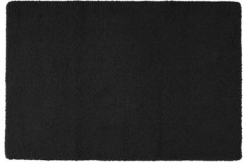 Rhomtuft Badteppich SQUARE  schwarz