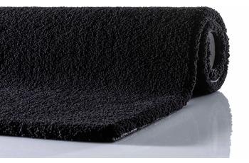 RHOMTUFT Badteppich SQUARE/ ASPECT schwarz Wunschmaß mit abgerundeten Ecken