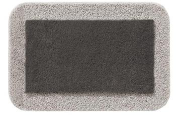 RHOMTUFT Badteppich CULT moor/ ferro 65 cm x 110 cm