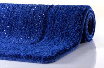 RHOMYhome Badteppich VERSAILLES royalblau 65x115 cm