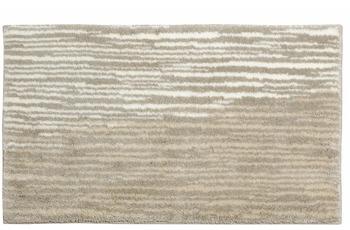 Schöner Wohnen Badteppich Mauritius Des. 003 Col. 001 Streifen creme