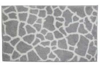 Schöner Wohnen Badteppich Mauritius Des. 005 Col. 001Steine creme
