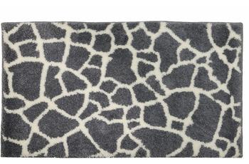 Schöner Wohnen Badteppich Mauritius Des. 005 Col. 042 Steine grau