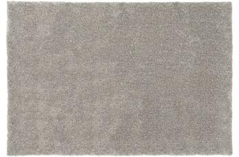 Schöner Wohnen Hochflor-Teppich, Emotion, 004, silber