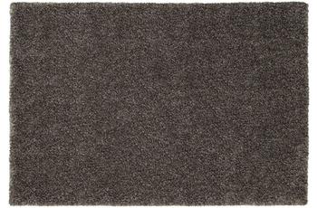 Schöner Wohnen Hochflor-Teppich, Emotion, 005, grau