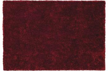 Schöner Wohnen Hochflor-Teppich Emotion 010 rot