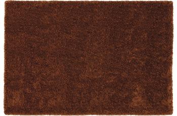 Schöner Wohnen Hochflor-Teppich, Emotion, 055, terra