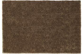 Schöner Wohnen Hochflor-Teppich, Emotion, 060, braun
