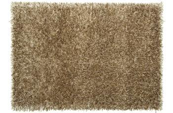 Schöner Wohnen Hochflor-Teppich, Feeling, beige, 55 mm Florhöhe