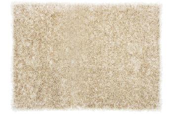 Schöner Wohnen Hochflor-Teppich, Feeling, creme, 55 mm Florhöhe