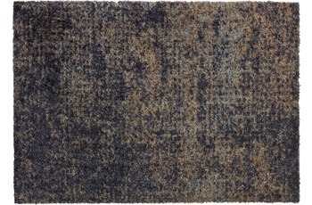 Schöner Wohnen Fußmatte Manhattan Design 002, Farbe 044 Vintage anthrazit 50 x 70 cm