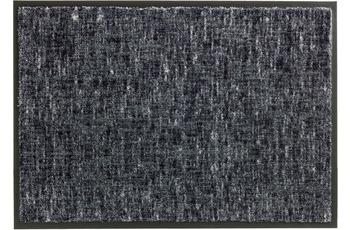 Schöner Wohnen Fußmatte Miami Design 003, Farbe 040 Gitter grau