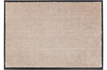 Schöner Wohnen Fußmatte Miami, Farbe 006 beige 50 x 70 cm