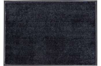 Schöner Wohnen Fußmatte Miami, Farbe 044 anthrazit-schwarz 50 x 70 cm