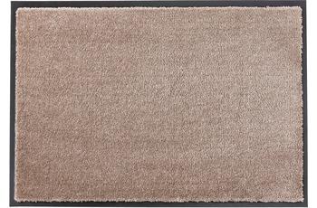 Schöner Wohnen Fußmatte Miami, Farbe 084 taupe 50 x 70 cm