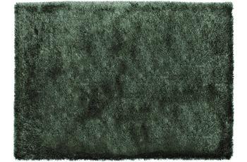 Schöner Wohnen Hochflor-Teppich, Jazz, stein, 30 mm Florhöhe