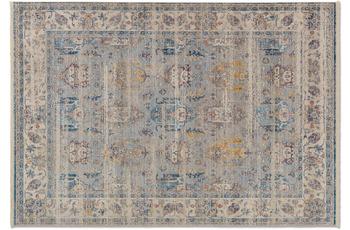 Schöner Wohnen Kollektion Schöner Wohnen Teppich Mystik D.214 C.020 Orient Bordüre blau