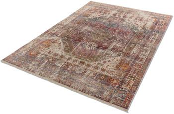 Schöner Wohnen Kollektion Schöner Wohnen Teppich Mystik D.215 C.099 Orient Bordüre bunt