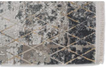 Schöner Wohnen Kollektion Schöner Wohnen Teppich Vision D.212 C.040 Rauten anthrazit