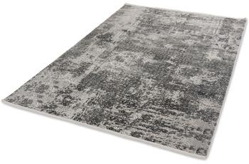 Schöner Wohnen Kollektion Schöner Wohnen Teppich Vision D.213 C.040 Dreiecke anthrazit