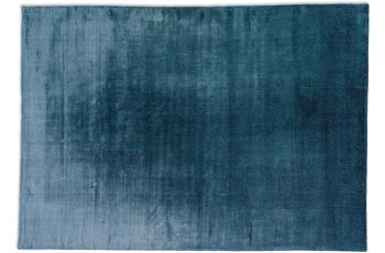 Schöner Wohnen Teppich Aura D. 190 C. 020 blau