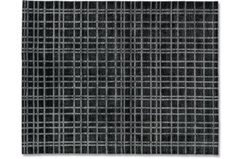 Schöner Wohnen Teppich Cosetta D. 201 C. 004 Gitter silber